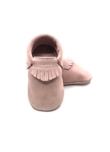 Moots Bebek Ayakkabısı Pudra